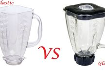 Glass or Plastic Blender Jar