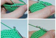 Knitting/Crochet tips