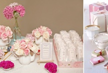 Showers and bachelorette ideas / by Amanda Perry