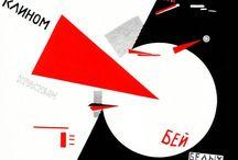 Lissitzky, El / El Lissitzky, was een Russische kunstenaar, schilder, graficus, architect, typograaf en fotograaf. Geboren: 23 november 1890, Potsjinok, Rusland. Overleden: 30 december 1941, Moskou, Rusland. Lissitzky was een van de toonaangevende kunstenaars in de Russische avant-garde van het begin van de 20e eeuw.  Samen met zijn vriend en mentor Malevitsj ontwikkelde hij vanuit het kubisme en het futurisme het suprematisme. Zijn werk heeft grote invloed gehad op het constructivisme, Bauhaus en De Stijl.