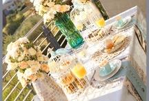 Eid breakfast table