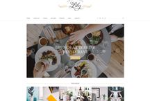 Beautiful Website Template / This place stores all the beauty of ThemeMove Studio http://themeforest.net/user/thememove/portfolio