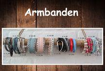 Armbanden een mooi sieraad / Armbanden kunnen je outfit volledig afmaken