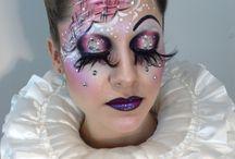 Make Up Mode / Nos make up artist ont créé des maquillages mode. Différentes inspirations pour ces make up.