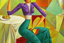 Georgy Kurasov's Art