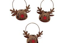 Christmas Ornaments / by Edwina Dickert