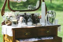 dressing table - candy bar