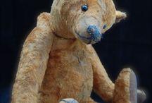 Vintage ~ Teddyberen