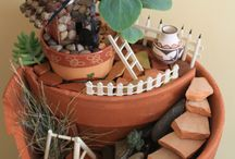 BLOSSOMS - Fabulous Fairy Garden / Blossoms is a service which you can order more varieties of plants , trees and flowers . You can order / buy our beautiful fairy gardens and I`m eager to arrange stunning fairy / miniature gardens according to your wish . Don`t miss out our new features ! Each newly added scenes created a sense of magic and whimsy. So lets believe the magic of fairies and then everything will fall into blooming place !