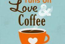 Coffee Love☕ / by Kris Jahnz