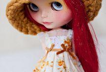 Куклы. Blythe doll. Одежда