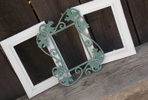shabby chic frames for sale