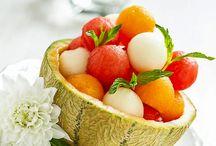 Melonen Rezepte zum Abnehmen