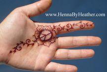 Tattoos and henna