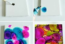Alcohol Ink Ideas