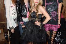 Backstage / Professional, Rocker, Singer, Songwriter, Actress, clothing, Designer, Philanthropist,