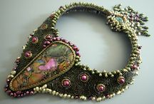 Bead embroidery / by Nancy Bryden