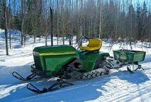 Snow buggys
