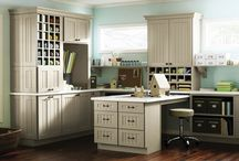 Home Office Ideas / by Pam Cleland