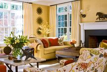 Living area / by Karen Young