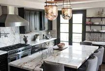 Inspiring kitchens