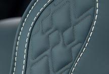 car seat's details & materials