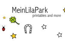 Der lila Park....