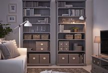 Bookshelves / by Chaos To Order®
