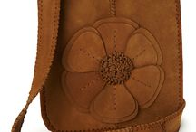 Nubuck Purse