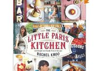 books for my kitchen shelf / by Ingrid Haring-Mendes