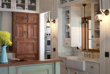 kitchens / by Tracey Johnson