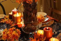 Fall/Thanksgiving / by Rebekah Pruitt
