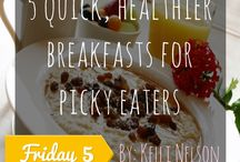 Healthy Food For The Picky Eater