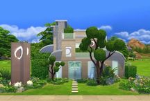 The Sims 4 Gallery Lots