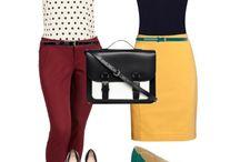 Work wear / Teacher outfits