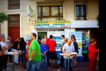 Fiestas Todo Incluido 2013 / En 2013 fuimos por toda España invitando a cócteles y repartiendo alegría, tan sólo había que estar un día determinado y a una hora en tu agencia de viajes Zafiro Tours.