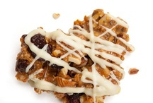 Healthy Snacks / Whether craving salty or sweet, you can always satisfy cravings with healthy snacks!