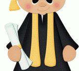 clipart / dyplomy
