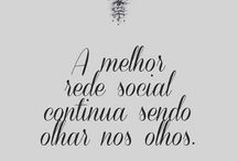 FRASES QUE GOSTEI!