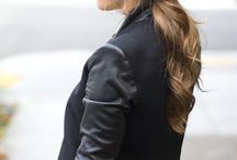 Different ways to wear hair