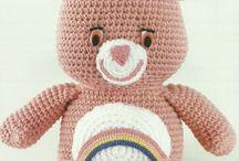 beren en poppen breien/haken / by Lidy Ellens