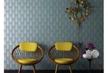 Wallpapers - Curtains - Patterns  / by Alex Morrow