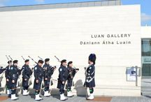 Seattle Police Pipes & Drums band / Seattle Police Pipes & Drums band visit to Athlone Castle
