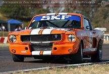 Ford Historic Racing and Motorsport /  Ford Historic Racing Cars from Yesteryear