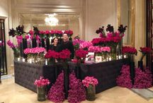 Four Seasons Hotel Florals