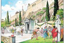 Roman Religion. Gods, cults, beliefs = Религия Римлян. Боги, культы, верования.