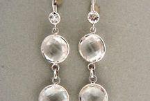 White Quartz Jewelry