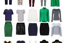 Wardrobe Ideas / by Lauren Galan