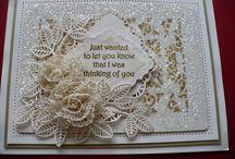 sympathy cards / handmade cards