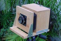 DIY large format camera